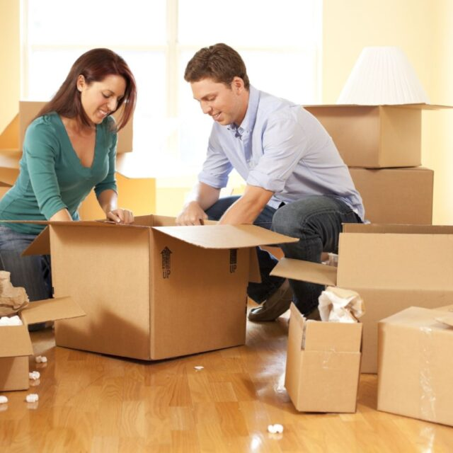 Get Settled Unpacking after Moving to New Home